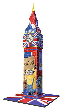 3D Puzzle - Big Ben - Minions Edition