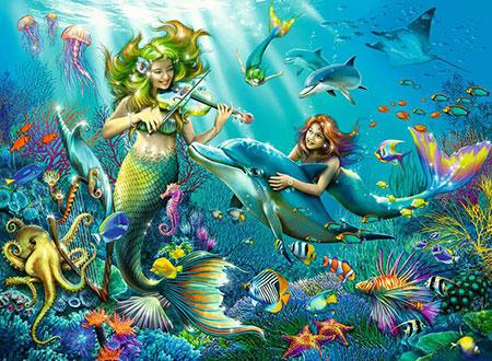 unterwasserschonheiten