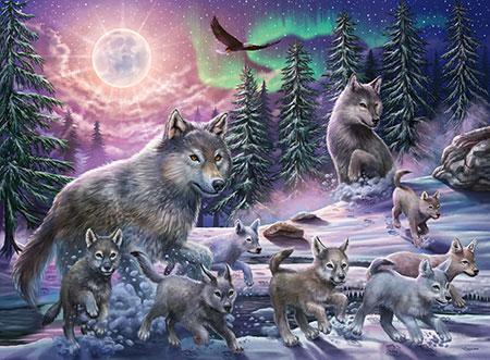 Wölfe des Nordens