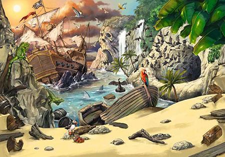 Exit Puzzle - Kids - Das Piratenabenteuer
