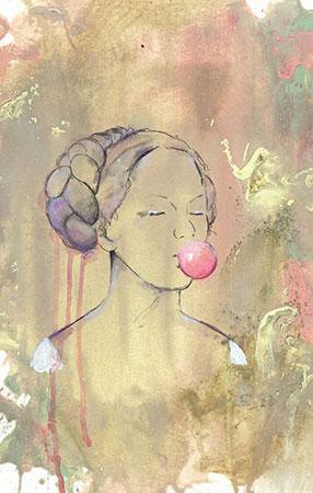 Moment - Bubblegumlady