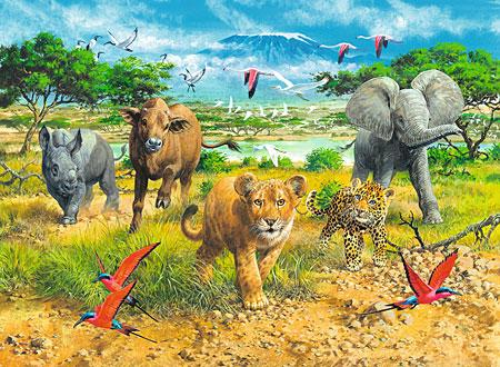afrikas-tierkinder