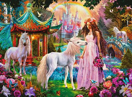 Im Reich der Blütenkönigin