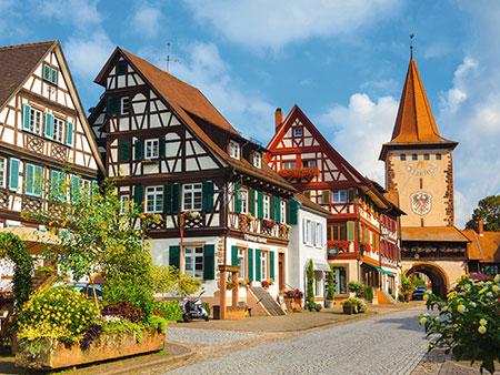 Gengenbach im Kinzigtal