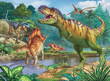 welt-der-dinosaurier