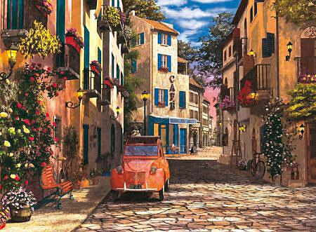 Im Herzen Südfrankreichs