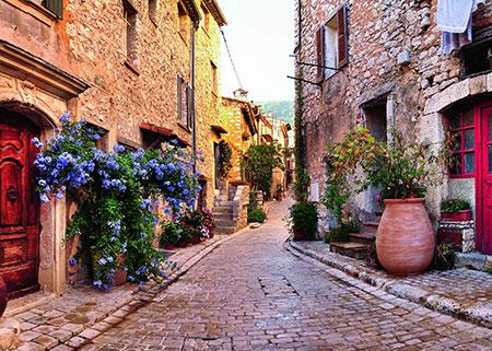 Mediterranean Places - Frankreich