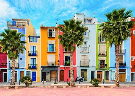 Mediterranean Places - Spanien
