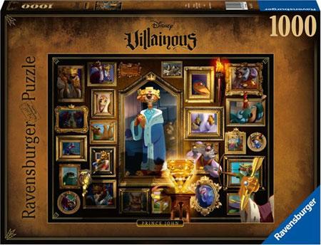 Disney Villainous - King John