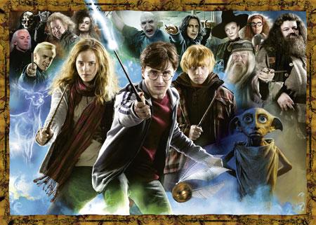 Der Zauberschüler Harry Potter