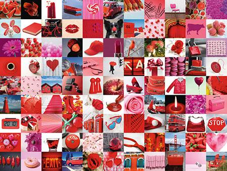 99 Bezaubernde Rote Dinge