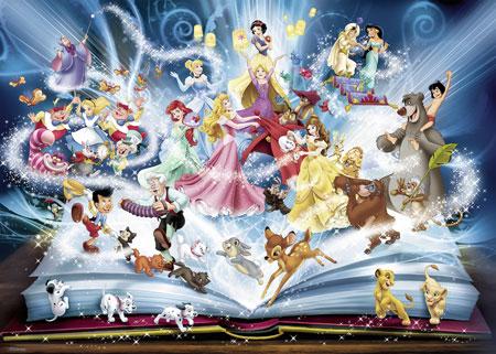Disney´s magisches Märchenbuch