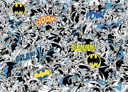 DC Comics Challenge Batman