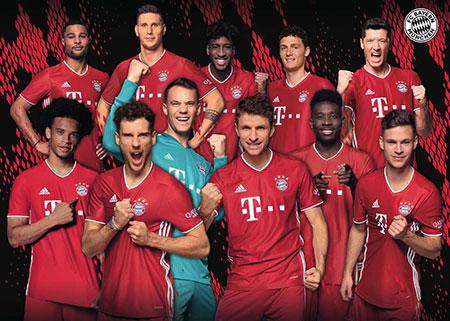 FC Bayern Saison 2020/21