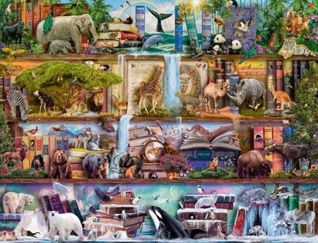 Großartige Tierwelt