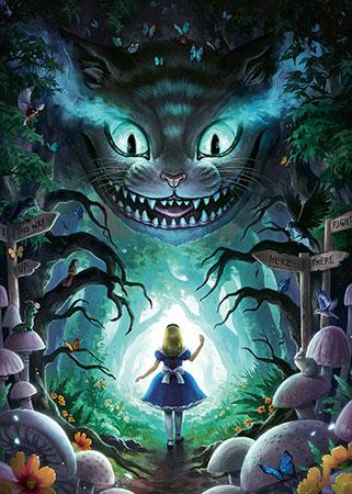 Abenteuer mit Alice