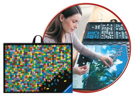 Maße max 50 x 70 cm im lieferumfang ist eine puzzlemappe ohne