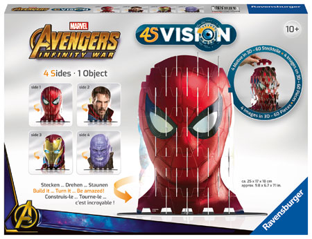4S Vision - Avengers Infinity War Spider-Man & Co