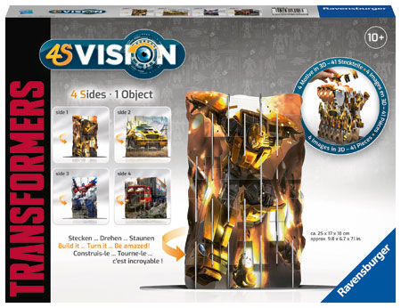 4S Vision - Transformers