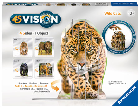4S Vision - Wild Cats