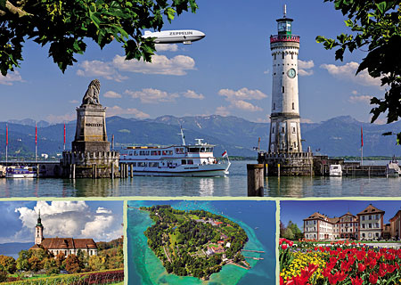 Puzzle Bodensee