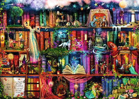 Magische Märchenstunde