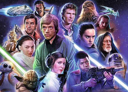 Star Wars - Limited Edition VII