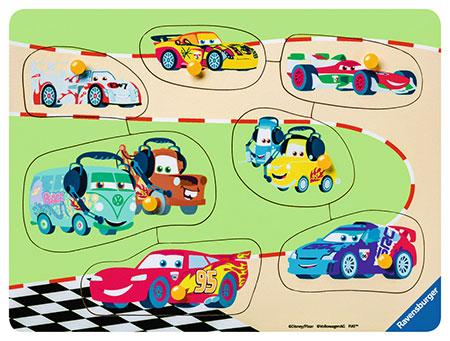 Disney Cars - Die Cars Familie