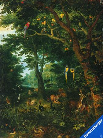 Das Paradies, Jan Brueghel d.J.