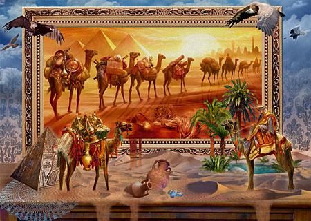 Die Wüste - Zum Leben erwacht