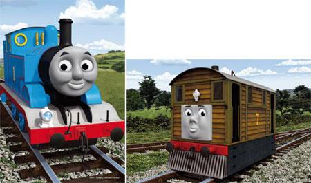 Thomas und Toby