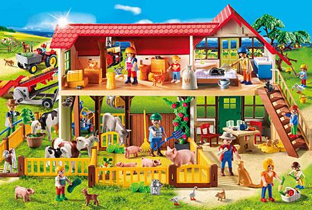 Playmobil - Der Bauernhof