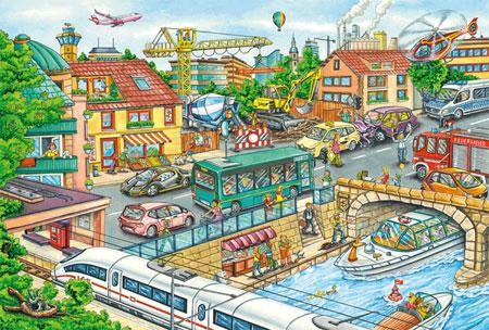 Fahrzeuge und Verkehr