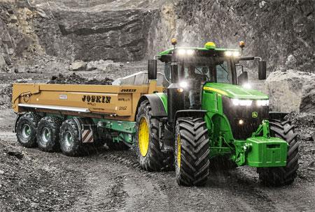 john-deere-traktor-7310r, 6.99 EUR @ puzzle