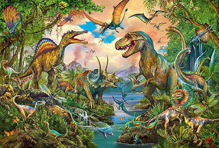Wilde Dinos