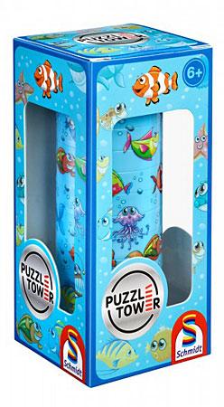 puzzle-tower-unterwasserwelt
