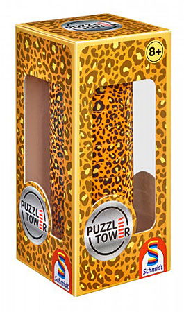 puzzle-tower-tierisch-gemustert
