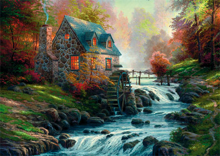 Bei der alten Mühle