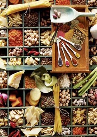 Küchen-Potpourri