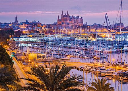 Altstadt und Hafen, Palma de Mallorca