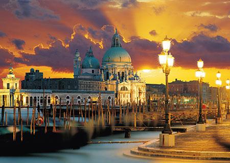 Basilica Santa Maria della Salute, Venedig