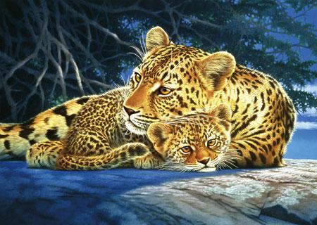leoparden spiele