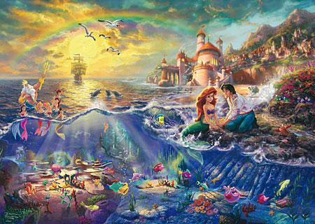 Disney - Arielle, die kleine Meerjungfrau