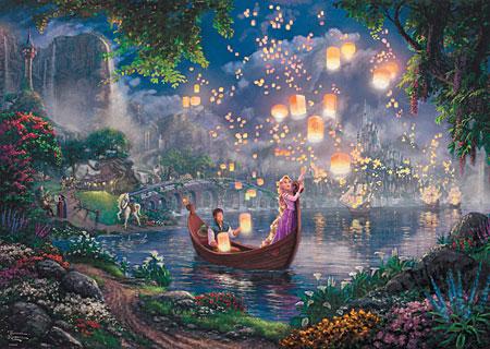 Disney - Rapunzel