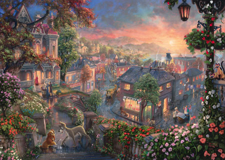Disney - Susi und Strolch