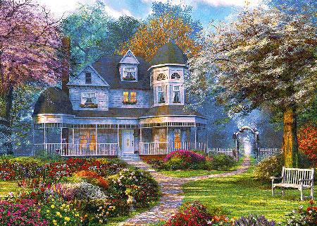 Viktorianisches Anwesen