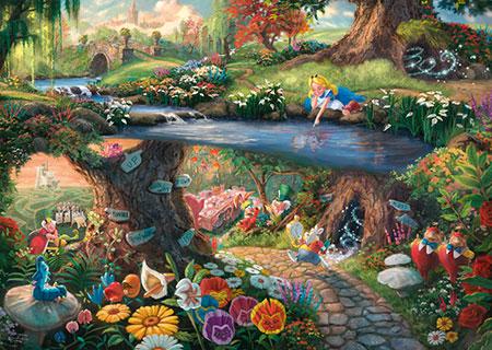 Disney - Alice im Wunderland