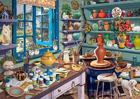 kunstler-atelier
