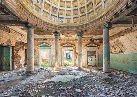 Topophilie-Serie - Sanatorium