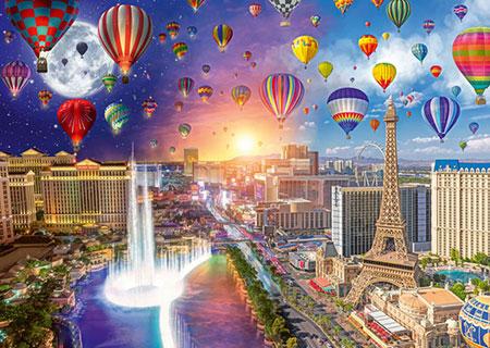 Las Vegas - Night and Day